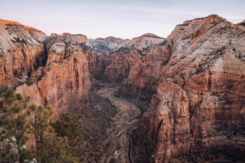 Utah Road Trip to Zion National Park