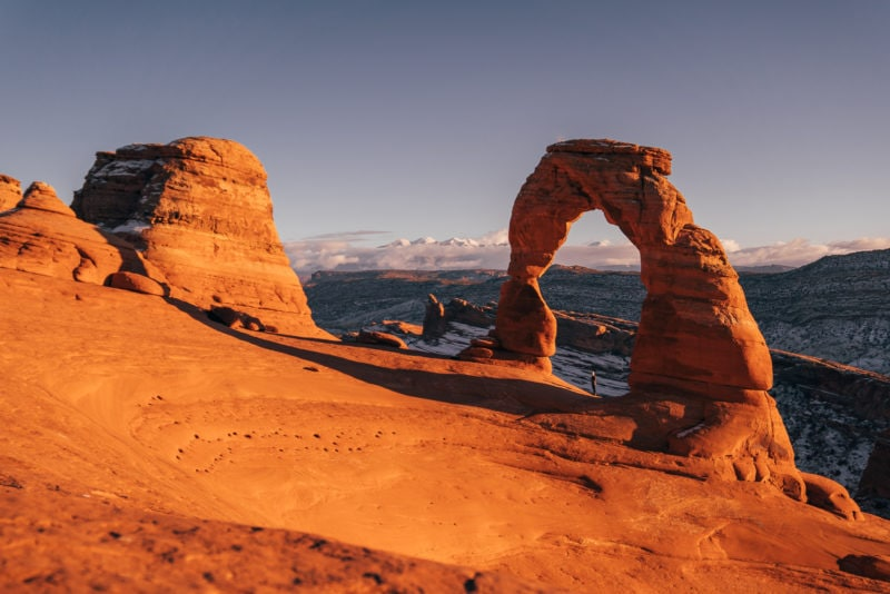 Utah Road Trip to Arches National Park