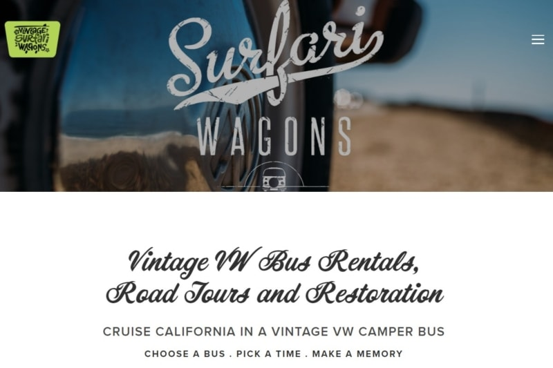 Surfari Wagons