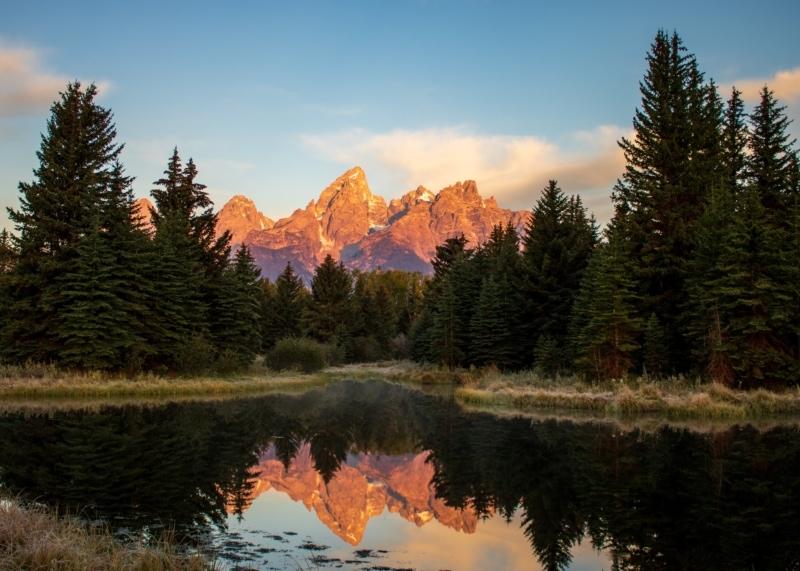 National Parks Road Trip to Grand Teton National Park
