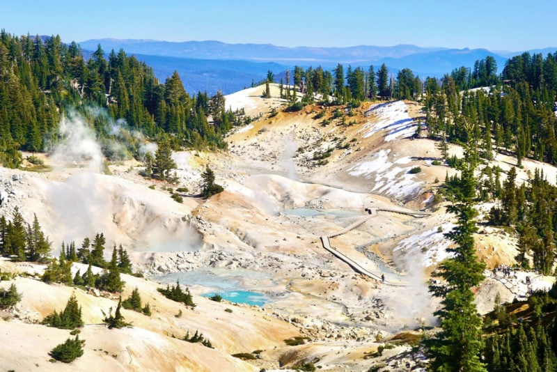National Parks Road Trip to Lassen Volcanic National Park