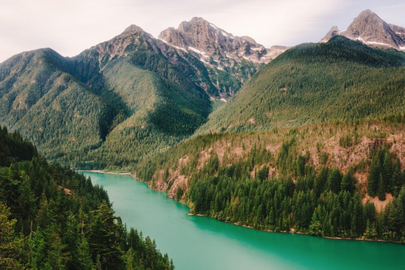 National Parks Road Trip to North Cascades National Park