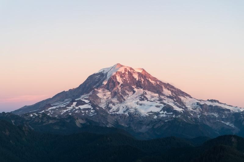 National Parks Road Trip to Mount Rainier National Park